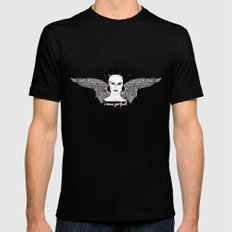 Black Swan Black Mens Fitted Tee SMALL