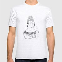 Freelancer Mens Fitted Tee Ash Grey SMALL