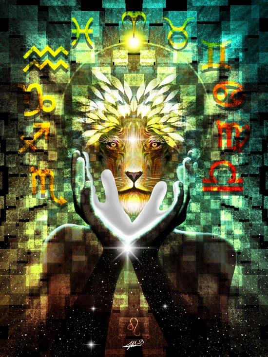 Panthera Art Print