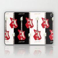 Airline Guitar Laptop & iPad Skin