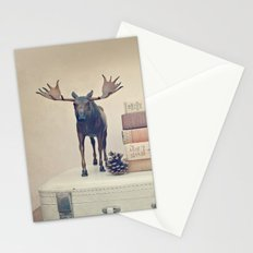 We Took To The Woods Stationery Cards