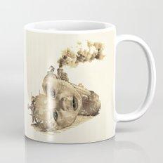 train of life Mug