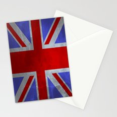 Union  Jack Stationery Cards
