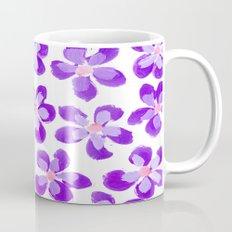 Posey Power - Purple Multi Mug