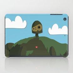 Laputa Castle in the Sky iPad Case