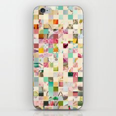 Quilted  iPhone & iPod Skin