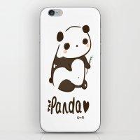 Panda Panda iPhone & iPod Skin