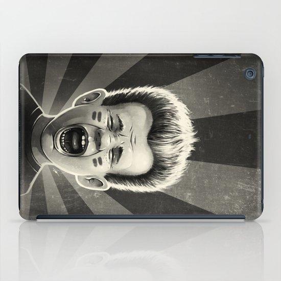 Noise Black iPad Case