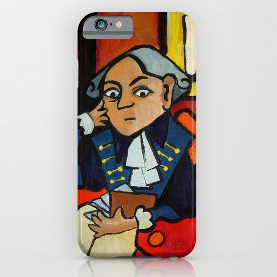 Immanuel Kant iPhone & iPod Case
