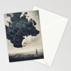 The Selfie Dark Surrealism Stationery Cards