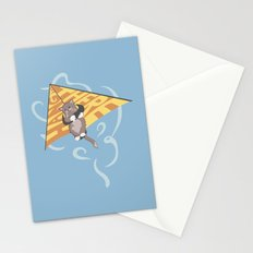 Hang (glide) in There Stationery Cards