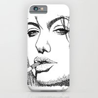 Angelina Jolie iPhone 6 Slim Case