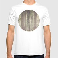 Enchanted Mens Fitted Tee White SMALL