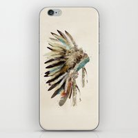 Headdress iPhone & iPod Skin