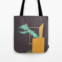 Monsters, Inc. - Scary D… Tote Bag