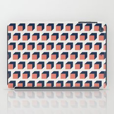cubes iPad Case