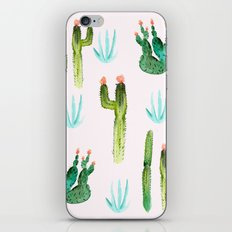 A Couple of Cacti iPhone & iPod Skin
