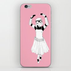 Ballerinatrooper iPhone & iPod Skin