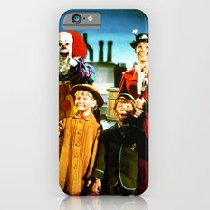PENNYWISE IN MARY POPPINS iPhone 6 Slim Case