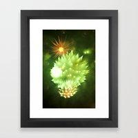 Efflorescence 32 Framed Art Print