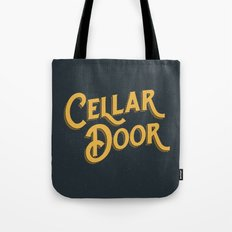 Cellar Door Tote Bag