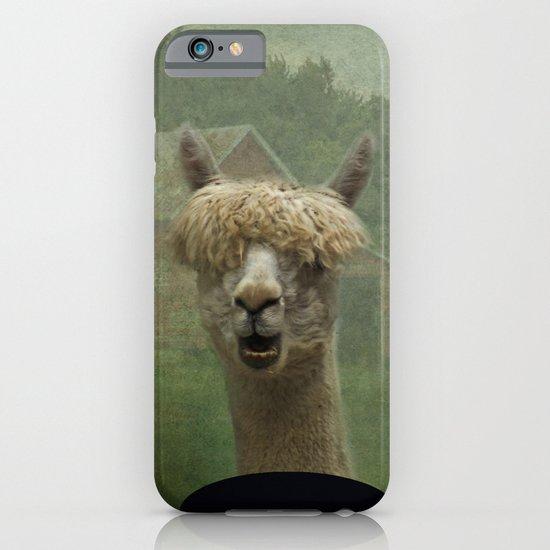Alpaca Farm iPhone & iPod Case