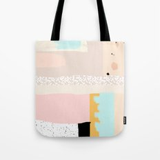 On The Wall#3 Tote Bag