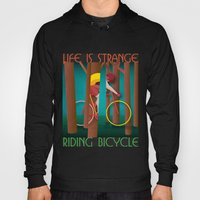 Life is strange, riding bicycle Hoody