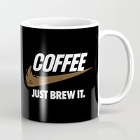 Just Brew It Mug