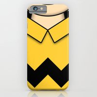 iPhone & iPod Case featuring Chuck Brown Rises by AWOwens