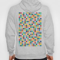Colour Block Outline Hoody