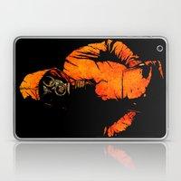 vulpes pilum mutat, non mores Laptop & iPad Skin