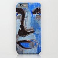 Blue Man iPhone 6 Slim Case