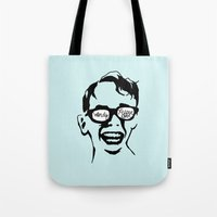 Oiling and Lotioning, Lotioning and Oiling Tote Bag