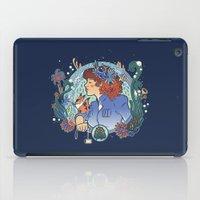 Spore Princess iPad Case