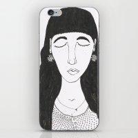 Mim iPhone & iPod Skin