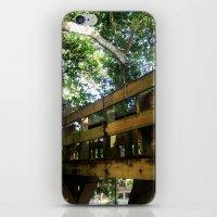 Tree house @ Aguadilla 4 iPhone & iPod Skin