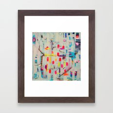 You're Always F*cking Things Up Framed Art Print