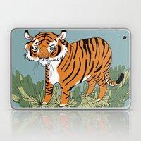 Tiger tiger burning bright Laptop & iPad Skin