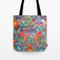 Machines Tote Bag
