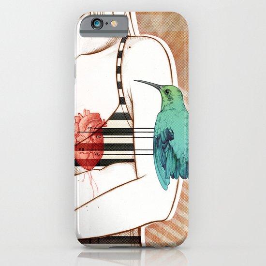 Palpitation V2 iPhone & iPod Case