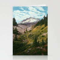 Mt Hood Stationery Cards