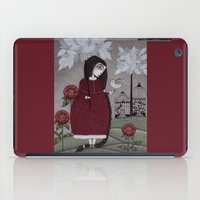 Winterbird, or Hope is a Thing With Feathers iPad Case