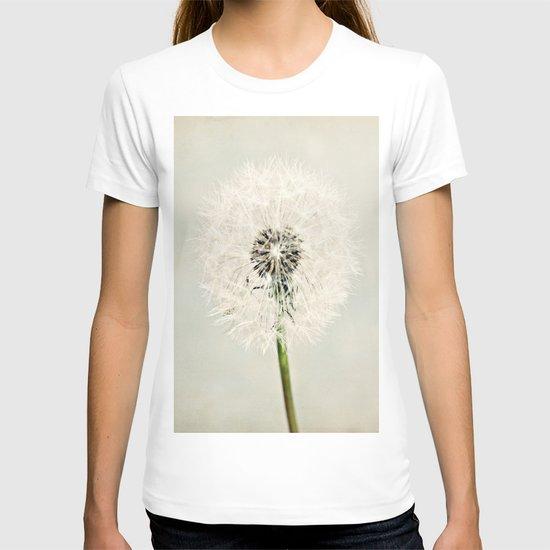 Dandelion Dreams  T-shirt