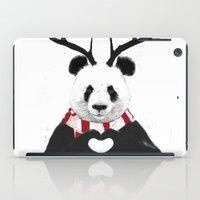 Xmas Panda iPad Case