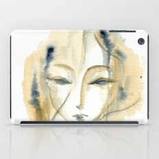 Madame Ochre iPad Case