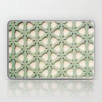 Jade Lattice Laptop & iPad Skin