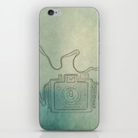 Camera Study no. 1 iPhone & iPod Skin