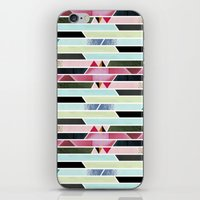 Aztec Stripe iPhone & iPod Skin