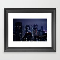 Lost In Translation - To… Framed Art Print